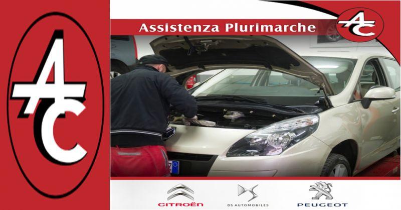 offerta officina autorizzata Citroën  Ds  Peugeot Roma - occasione ricambi originali auto Roma