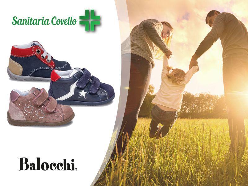 offerta calzature bimbi invernali balocchi - promozione calzature primi passi montalto uffugo