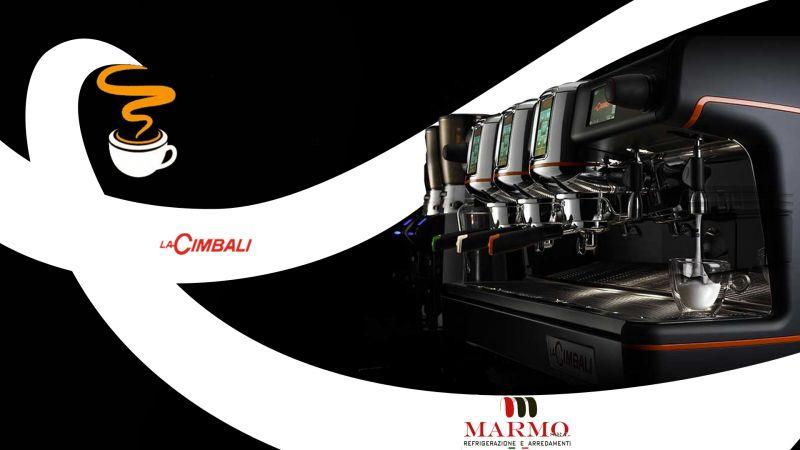 Offerta vendita macchine per caffe' moderne per bar e ristoranti a Salerno- Marmo srl