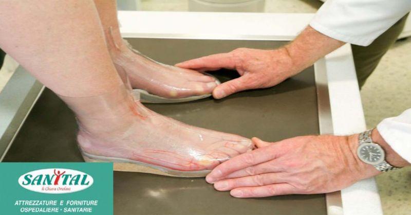 offerta vendita scarpe ortopediche Pomezia - occasione realizzazione plantari su misura Pomezia