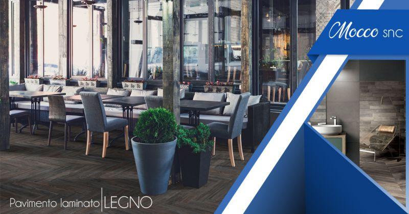 Offerta servizio professionale realizzazione pavimenti in laminato per ambienti a Canavese