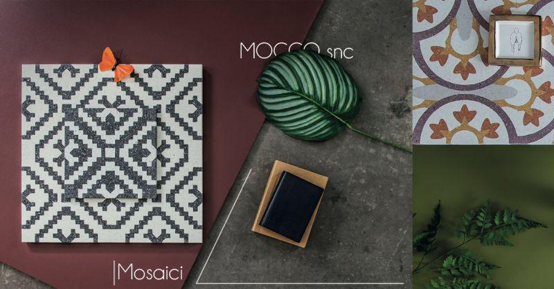Offerta realizzazione pavimenti bagni in mosaico - occasione posa rivestimenti in mosaico