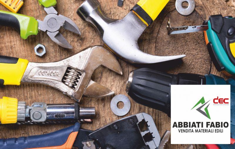 offerta fornitura per edilizia-promozione materiale per cantieri edili consorzio dec