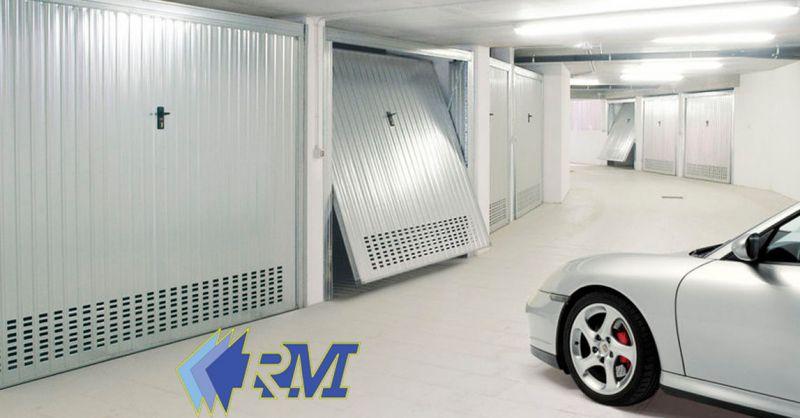 offerta vendita porte per garage Roma - occasione produzione portoni per garage basculanti Roma