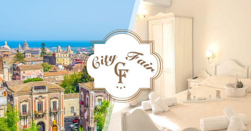 offerta beb zona centrale stesicoro - promozione bed and breakfast in centro storico