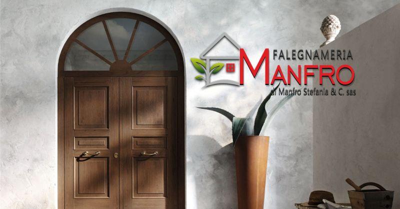 offerta vendita portoncini blindati in legno vicenza - occasione vendita porte in legno vicenza