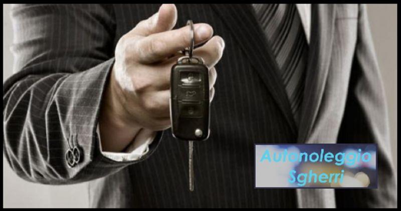 AUTONOLEGGI SGHERRI Car Rental offer Pisa - Minivan car with driver service Pisa