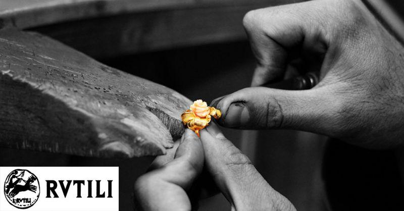 offerta gioielli su misura GIOIELLERIA RUTILI Roma - occasione gioiello su commissione Roma
