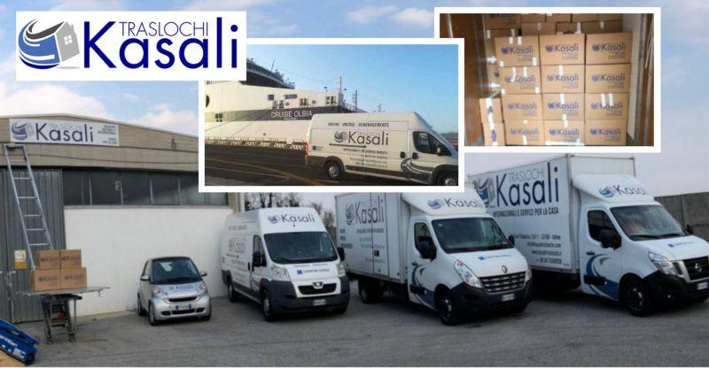 offerta servizi di trasporto nazionali ed internazionali italia e isole comprese