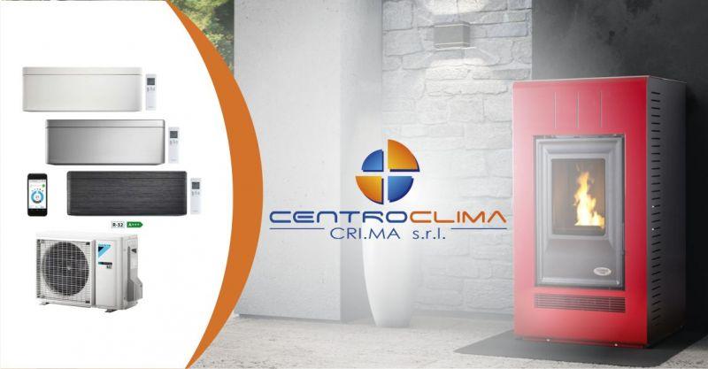 CentroClima Tortoli - offerta impianti di climatizzazione e riscaldamento