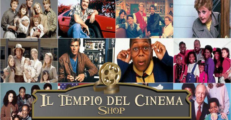 offerta vendita dvd serie tv anni 80 Roma - occasione film da collezione anni anni 80 Roma