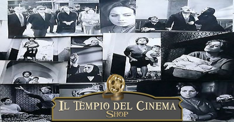 offerta fotografie di scena film autografate Roma - occasione locandine manifesti film Roma