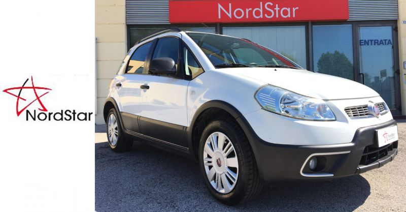 offerta vendita 4x4 Fiat Sedici disel Vicenza - occasione fuoristrada usato Fiat Sedici vicenza