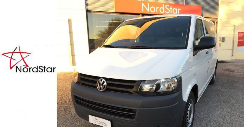 offerta vendita Volkswagen t5 caravelle 2.0 td vicenza - occasione pulmino 9 posti Volkswagen