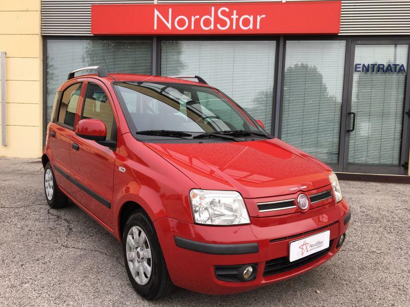 offerta vendita Fiat Panda 1.2 neopatentati vicenza - occasione utilitaria  neopatentati euro4