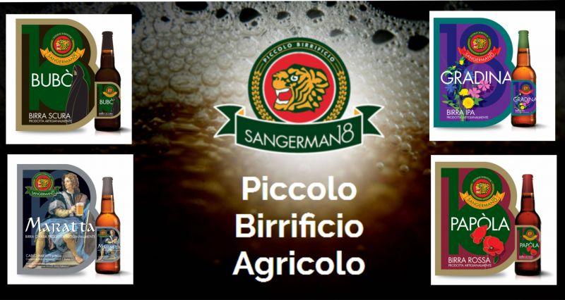 offerta birra artigianale agricola a camerano - promozione prodotti eno-gastronomici agricoli