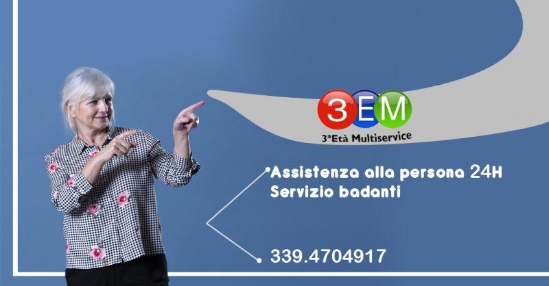Offerta servizio assistenza per anziani diurno - Promozione assistenza per anziani notturno