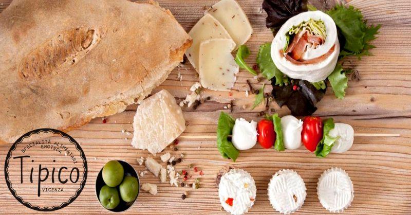 offerta gastronomia a vicenza prodotti tipici - occasione TIPICO Vicenza alimentari enoteca