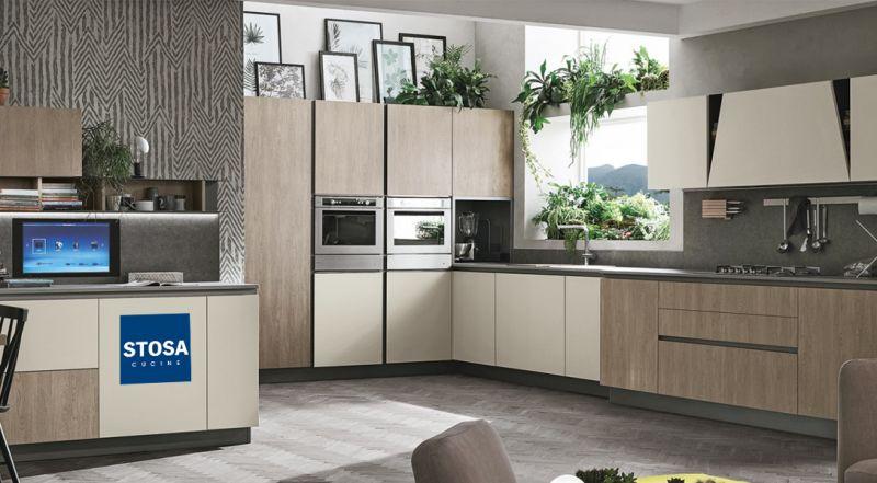 Offerta vendita Cucine Componibili Stosa Giaveno - Promozione cucine Stosa stile moderno
