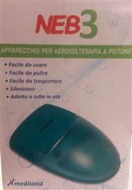 Da Athena Laboratorio Ortopedico trovi: Apparecchio per Aereosolterapia a Pistone NEB 3