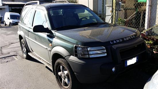 Occasione LAND ROVER FREELANDER in vendita Imperia