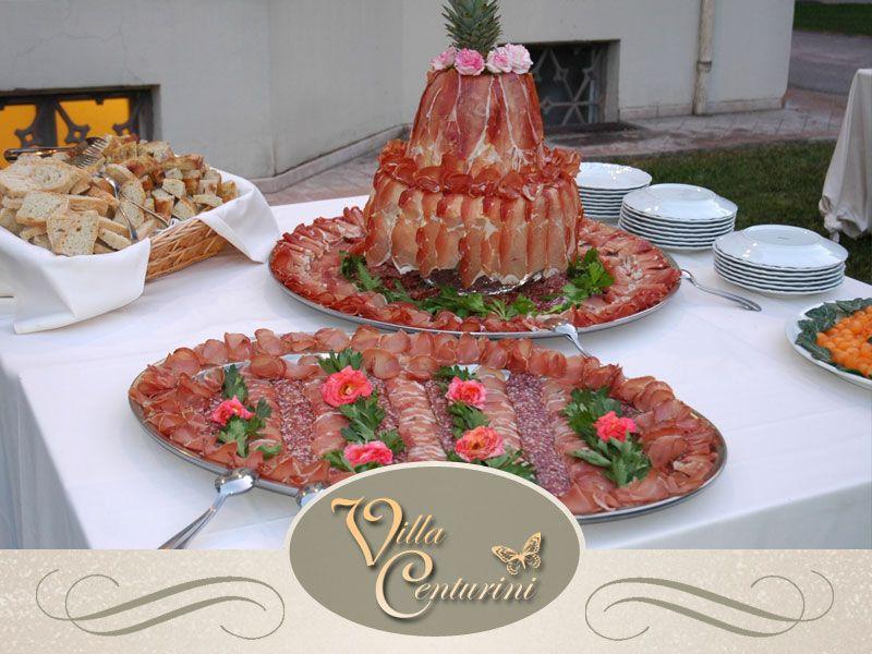 offerta Villa per Banchetti promozione banchetti ricevimenti terni villa centurini