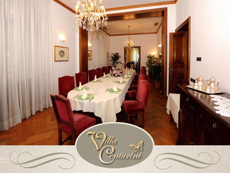 offerta Ristorante Ricevimenti promozione villa ristorante villa centurini