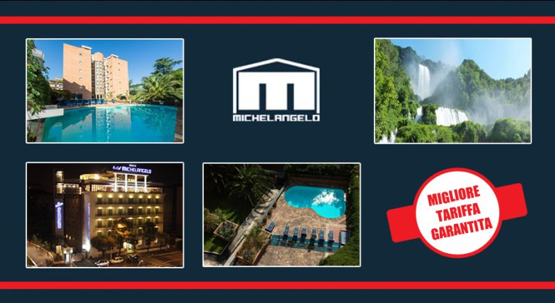 offerta soggiorno hotel umbria - promozione miglior tariffa online hotel umbria - michelangelo