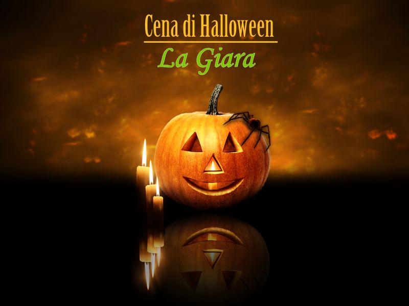 offerta occasione promozione cena halloween terni