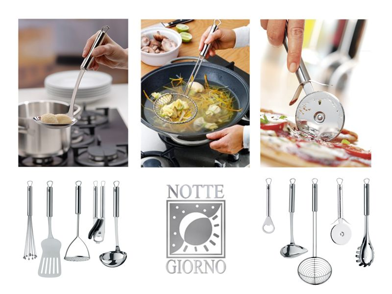 offerta utensili cucina WMF profi plus - occasione utensili cucina professionali - notte giorno