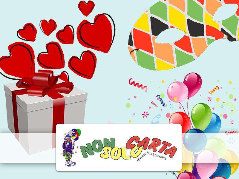 promozione offerta articoli per san valentino costumi di carnevale perugia