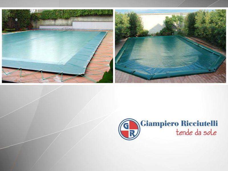 offerta occasione promozione copertura piscina terni