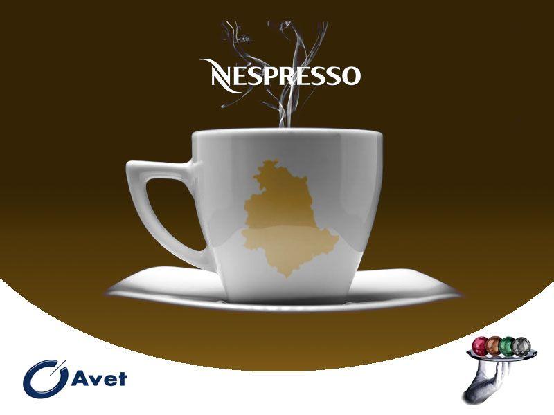 offerta distribuzione nespresso umbria - promozione distributori nespresso umbria - avet