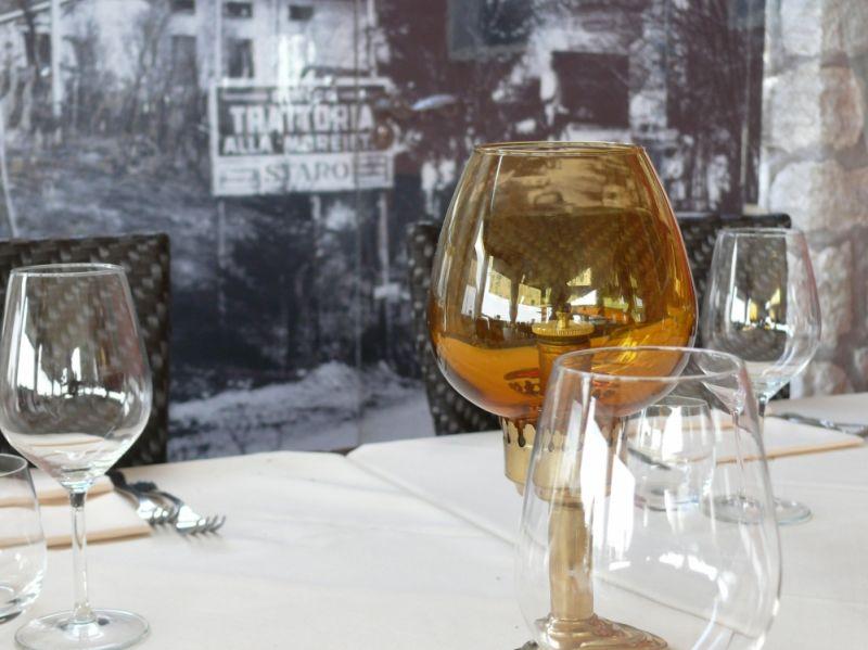 ristorante trattoria vicenza specialita cucina vicentina baccala risotto al tartufo nero