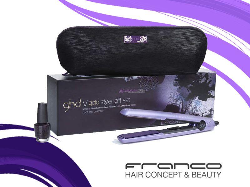offerta piastra GHD nocturne colletion - promozione piastra per capelli ghd professionale