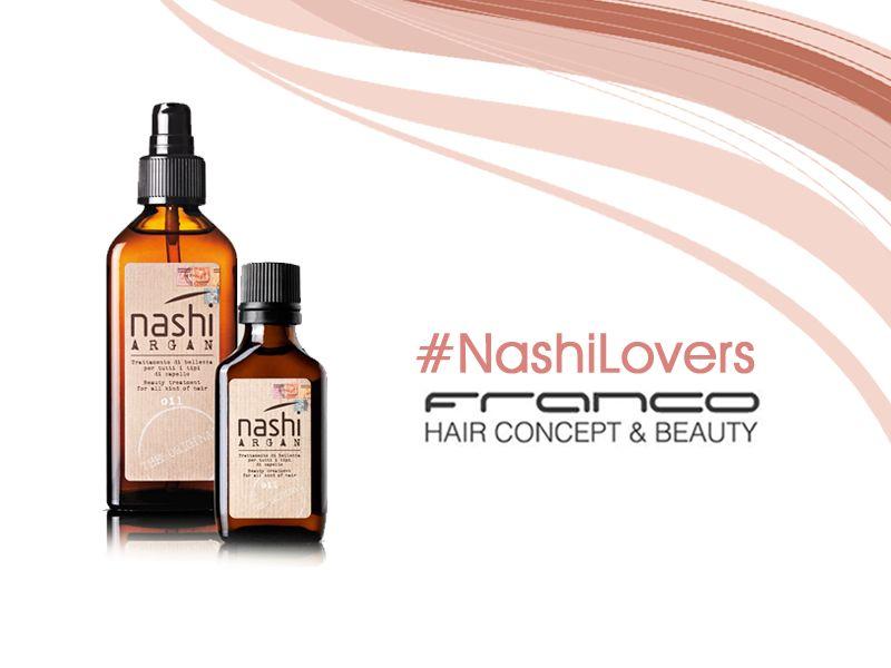 offerta olio per capelli nashi argan - olio capelli nashi lovers limited edition