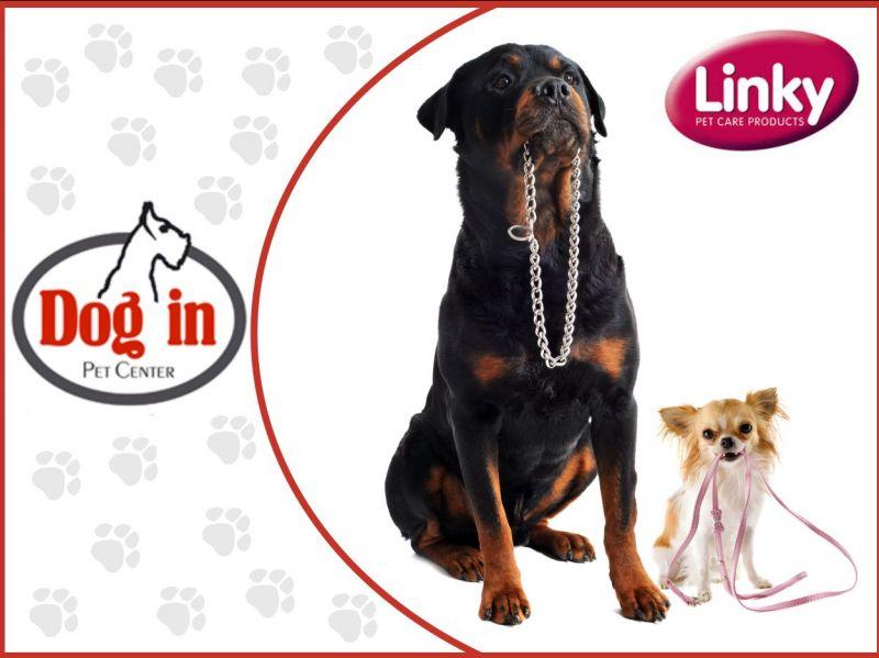 OCCASIONE COLLARI LINKY  - PROMOZIONE TOELETTATURA - DOG IN PET CENTER