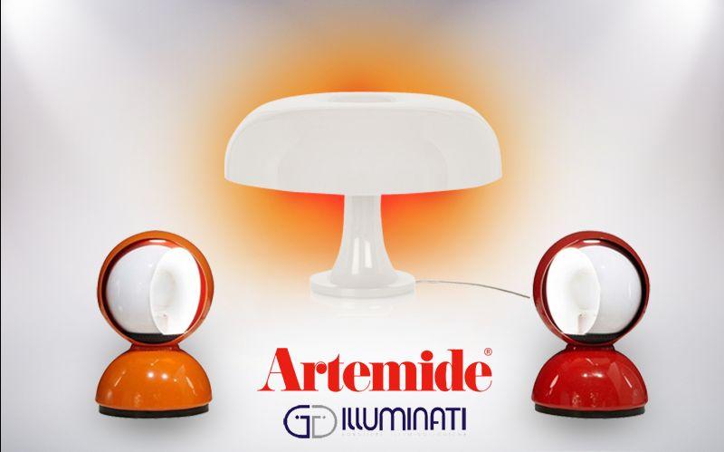 Offerta - Occasione - Promozione - Lampada Artemide Eclisse Nesso Terni