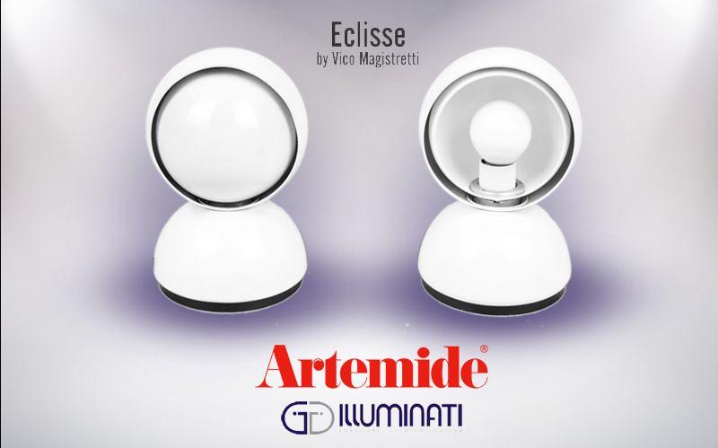 offerta Eclisse Artemide - promozione Lampada Artemide Eclisse - Illuminati