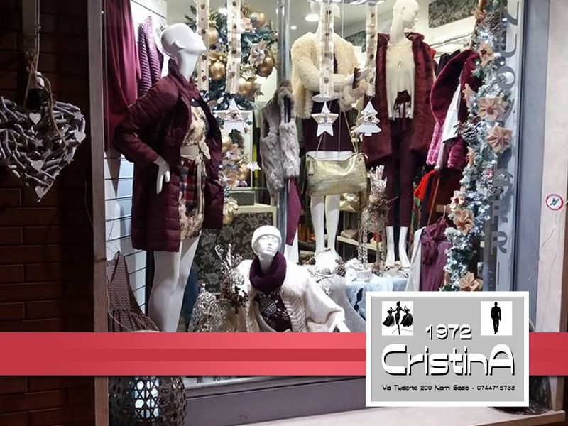 offerta occasione promozione nuova collezione abbigliamento terni