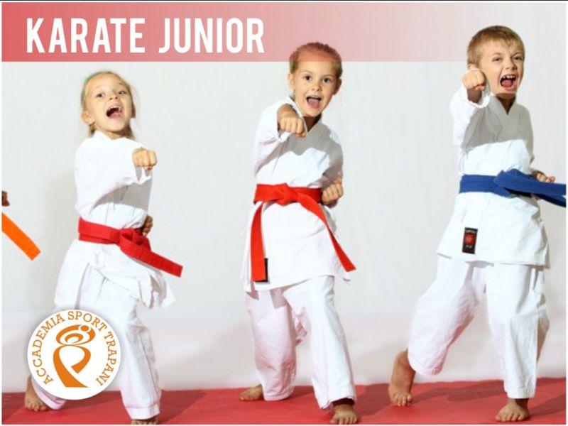 settimana gratis karate junior
