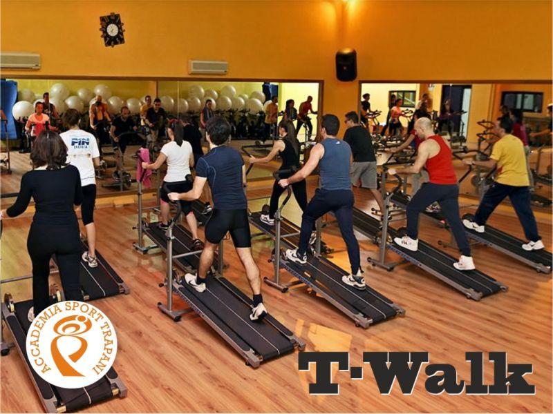 settimana gratis t walk accademia sport trapani