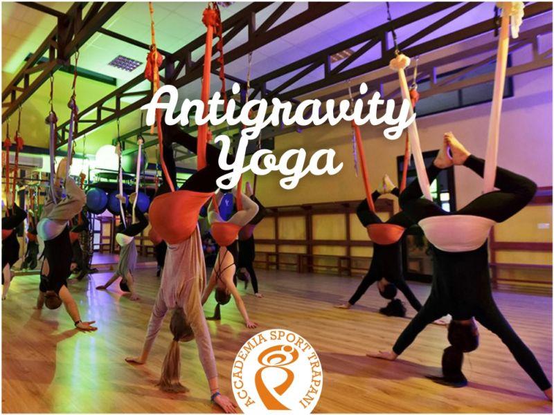 settimana gratis antigravity yoga accademia sport