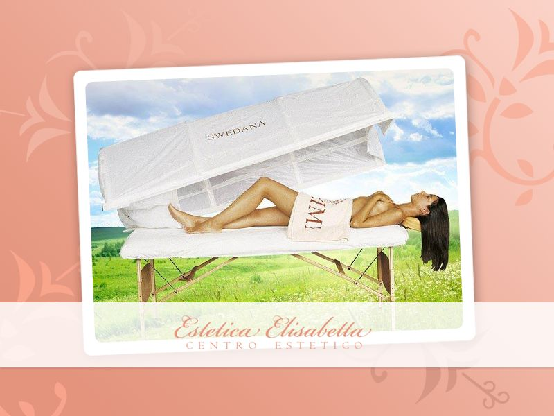 Estetica Elisabetta - offerta Swedana - occasione Bagno di Vapore Ayurvedico
