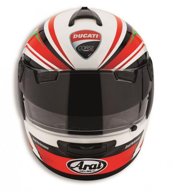 Casco Ducati Corse SBK 2 Pro