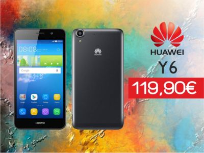 on off huawei y6 offerta