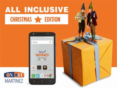 all inclusive christmas edition wind da on off