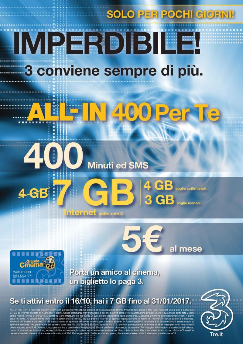 iphone tariffa risparmio sconto