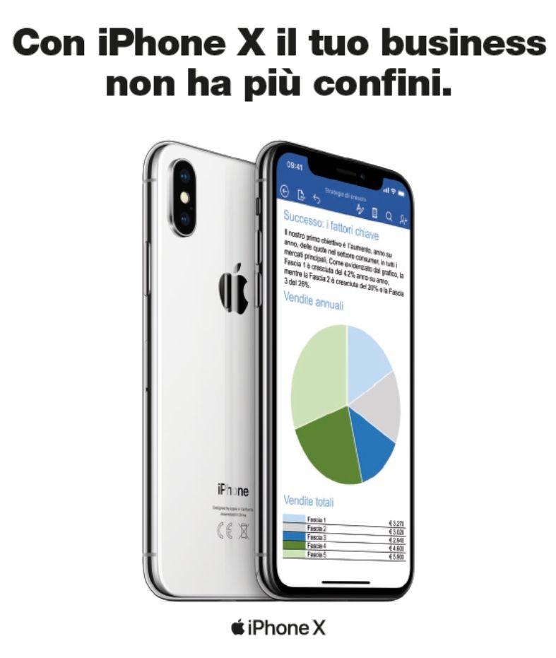 Promozione Iphone - Offerta telefonia 3