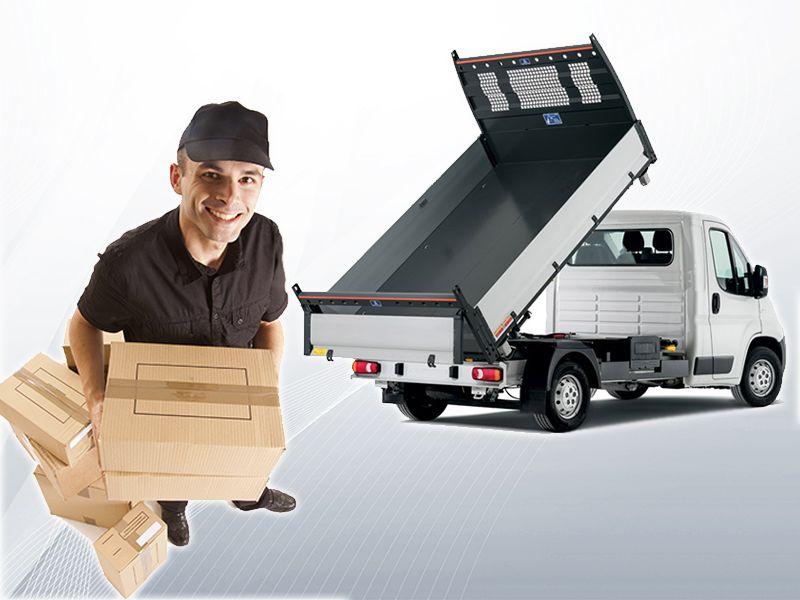 noleggio furgone con ribaltabile a un prezzo super